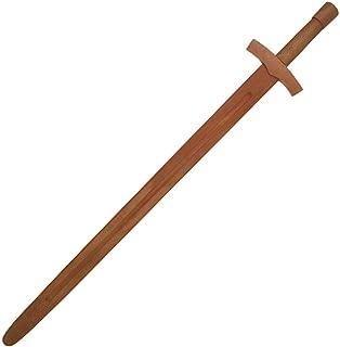 BladesUSA 1608 Martial Art Hardwood Long Sword Training Equipment 38.5-Inch