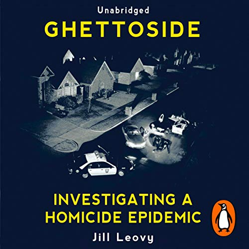 Ghettoside audiobook cover art