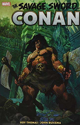 Savage Sword Of Conan: The Original Marvel Years Omnibus Vol. 2 (Savage Sword Of Conan: The Original Marvel Years Omnibus (2))