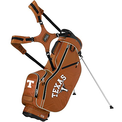 Sun Mountain 2015 Collegiate Licensed Three 5 Men's Golf Carry Bag (Texas)