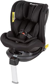 Bebe Confort EvolveFix, Siège auto ISOFIX groupe 0+/1/2/3, Siège auto pivotant à 360°, de la naissance jusqu'à env. 12 an...