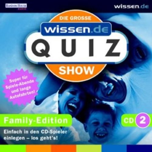 Quiz Show Vol. II Titelbild