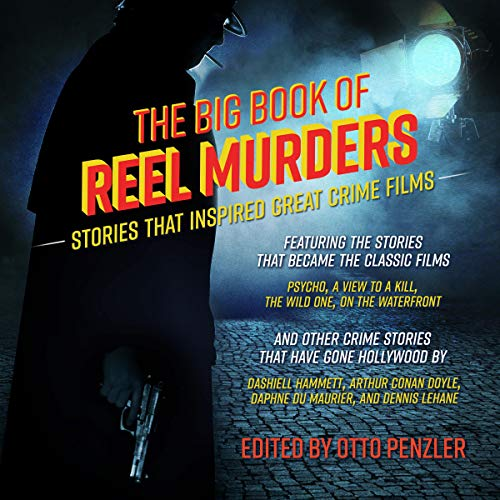 The Big Book of Reel Murders audiobook cover art