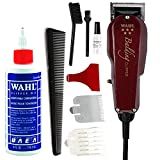 Wahl Professional 5-Star Balding Clipper #8110 – Great for Barbers and Stylists – Cuts...