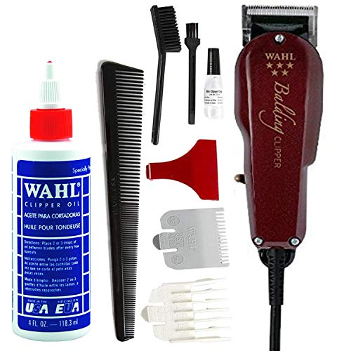 Wahl Professional 5-Star Balding Clipper #8110 –...