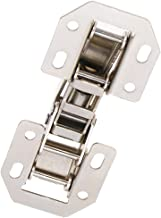 Yinpecly Cold Rolled Steel Cabinet Door Hinges Soft Close Cabinet Inset Door Concealed Kitchen Cabinet Hinges Small Type ...