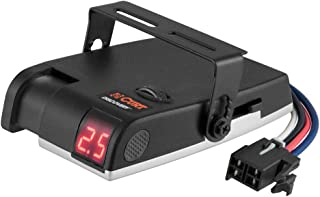 CURT 51120 Discovery Electric Trailer Brake Controller, Time-Based