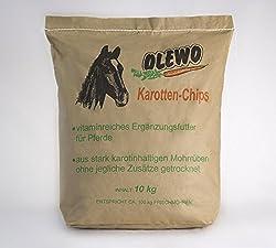 Olewo Karottenchips im 3 kg Beutel