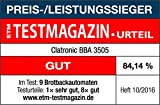 Clatronic BBA 3505 Brotbackautomat - 7