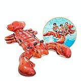 DODOBD Flotador Inflable Piscina Hinchable Colchonetas Piscina, Adopte PVC de Protección Ambiental, Niños, Adultos en Piscinas o Incluso en la Playa - 213 * 81CM