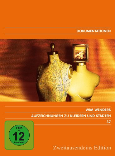 Aufzeichnungen zu Kleidern und Städten. Zweitausendeins Edition Dokumentation 37.