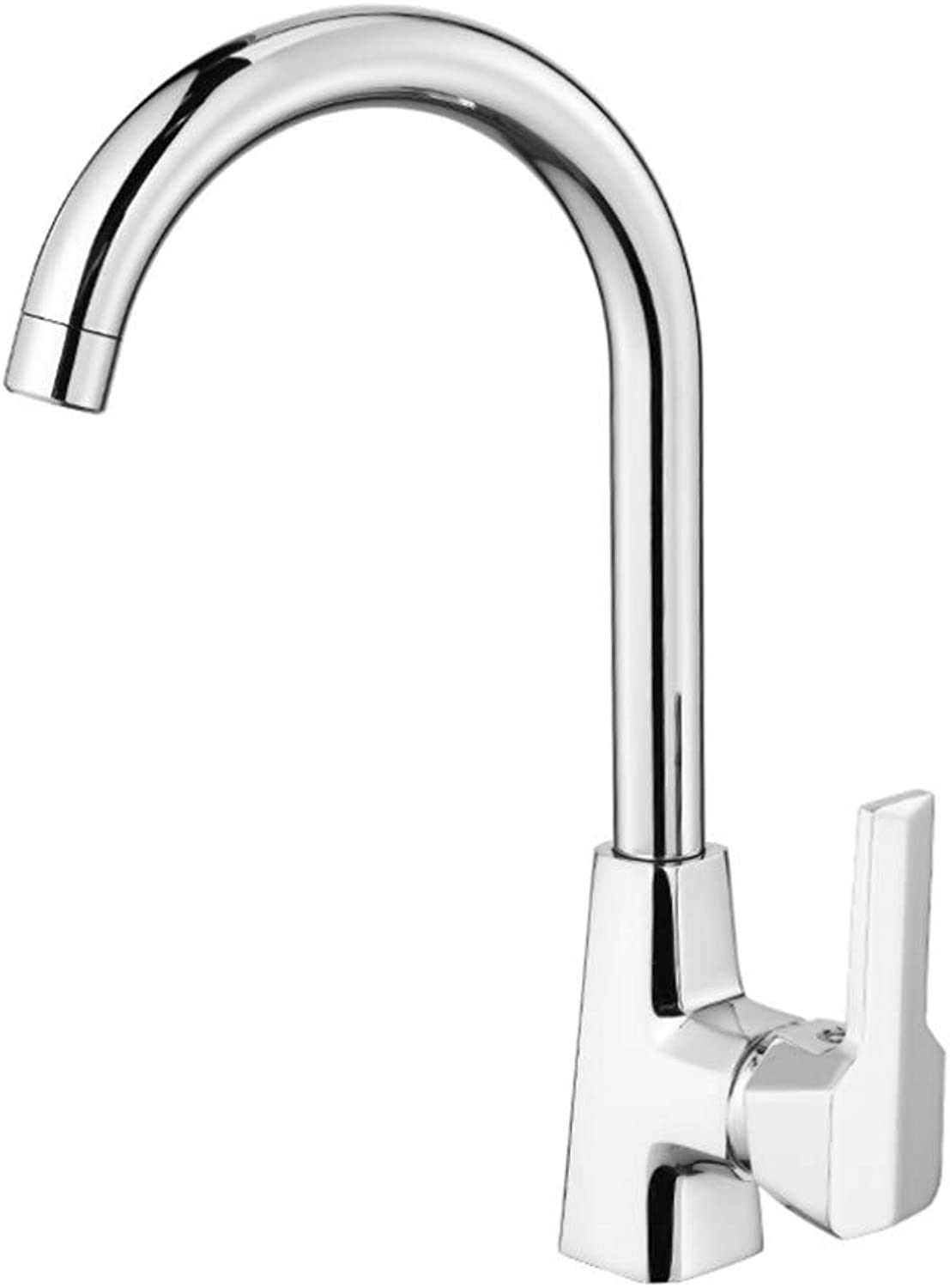 Ss Kitchen Faucet Single Handle Sink Faucet Hot And Cold Water Mixer Brushed Nickel Copper Kitchen Sink Faucet
