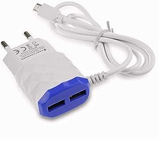 Original Samsung Cable de carga en Negro para Galaxy Ace 4/SM G357FZ/ /Fuente de alimentaci/ón Cargador Cable de carga del cargador Cable Travel Charger microUSB samlb1/Bulk se env/ía