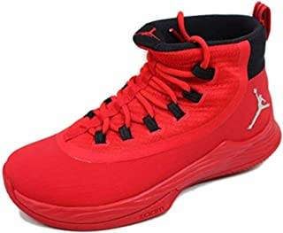 Mens Ultra Fly 2 TB University Red/Black-Action Red-Metallic Silver