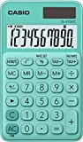 CASIO SL-310UC-GN - Calculadora, 0.8 x 7 x 11.8 cm, color Verde