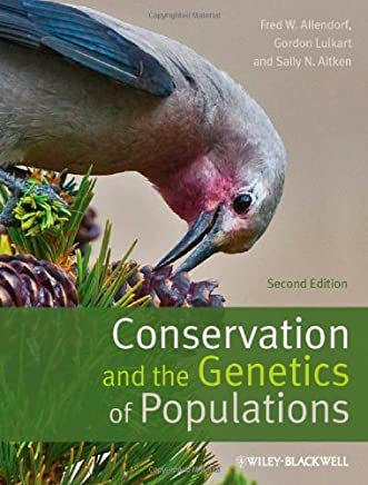 Conservation and the Genetics of Populations by Fred W. Allendorf Gordon H. Luikart Sally N. Aitken(2012-12-17)