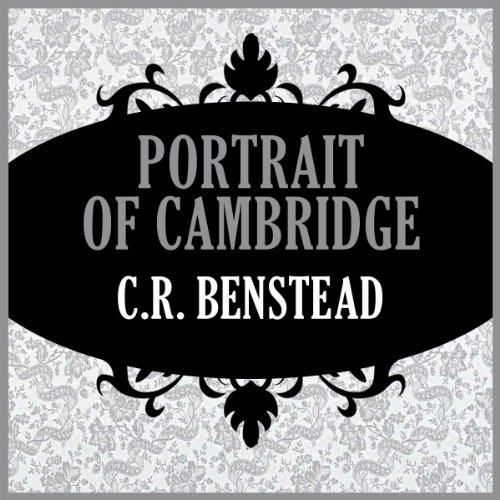 Portrait of Cambridge audiobook cover art
