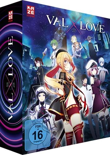Val x Love - Vol.1 - [DVD] mit Sammelschuber