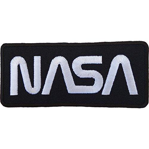 Parche de la NASA para disfraz de astronauta bordado para coser o planchar