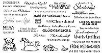 ドイツのクリアスタンプスクラップブックペーパークラフトクリアスタンプスクラップブッキングc213