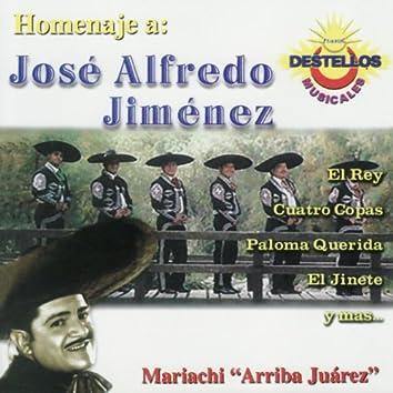 Homenaje a José Alfredo Jiménez