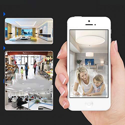 QIA WiFi Sensor Geheime Nachtsicht Kamera HD 1080P Nachtsicht Smart Home Haustier Babypflege Wireless für Home Security Camera