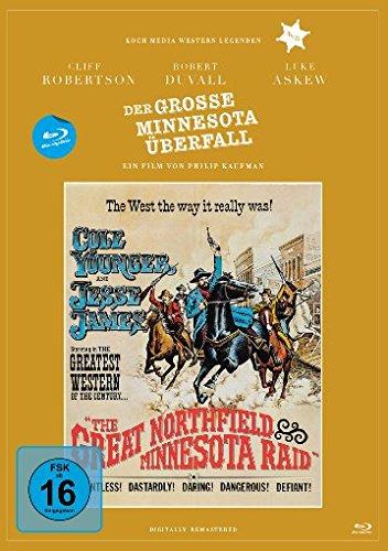 Der grosse Minnesota Überfall - Western Legenden No. 35 [Blu-ray]