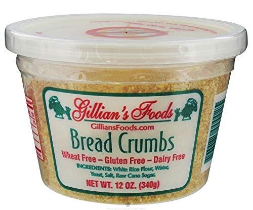Gillians Foods Bread Crumb Plain, 12 oz