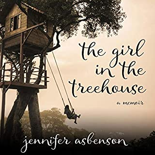 The Girl in the Treehouse: A Memoir audiobook cover art