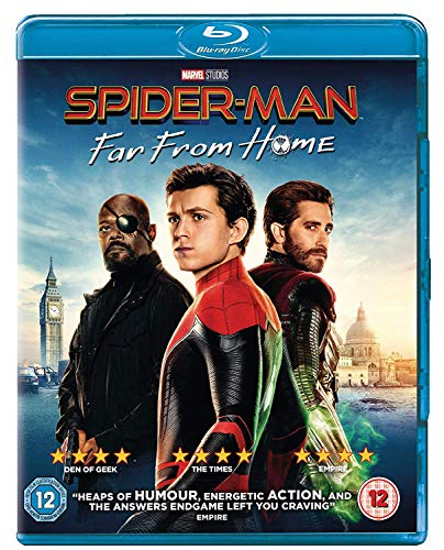 Spider-Man: Far from Home [Blu-Ray] [Import]
