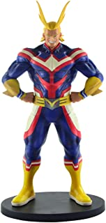 My Hero Academia Age Of Heroes All Might Ref.29311/29312 Bandai Banpresto Cores Diversas, Feita Com Pintura Aerográfica