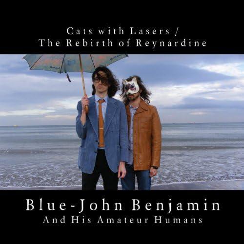 Blue-John Benjamin