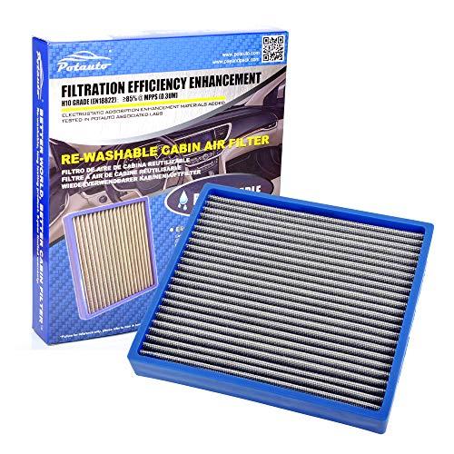 Potauto Cabin Air Filter