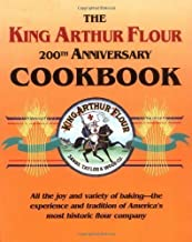 The King Arthur Flour 200th Anniversary Cookbook (King Arthur Flour Cookbooks) New Edition by Sands, Brinna published by W. W. Norton & Co. (1996)