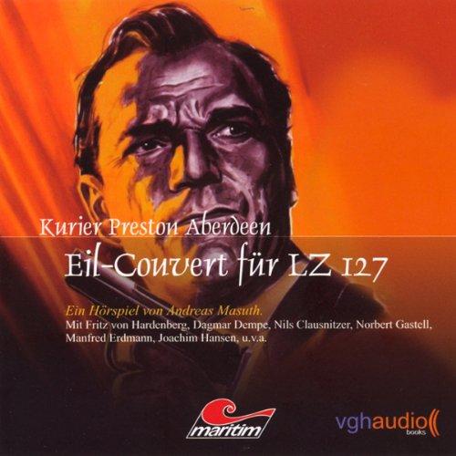 Eil-Couvert für LZ 127 audiobook cover art