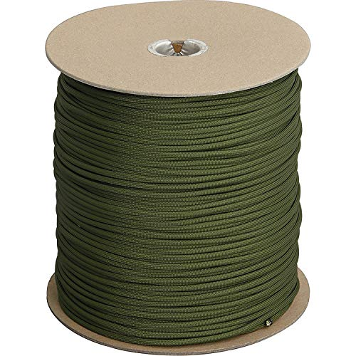 Parachute Cord Olive Drab.