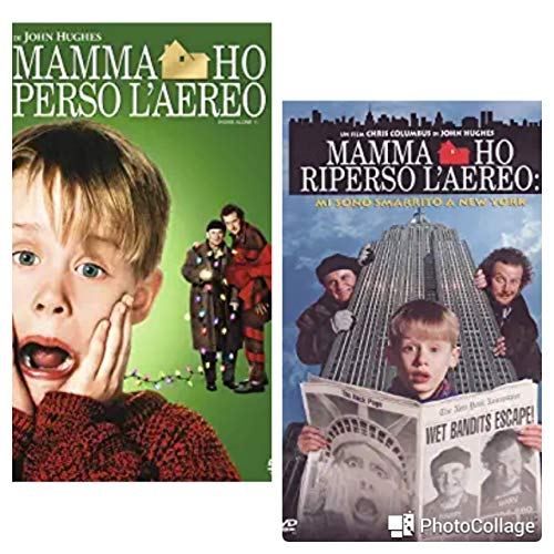 Mamma Ho Perso l'Aereo Mamma, Ho Riperso L'aereo - (2 Film Natale 2 DVD) Edizione Italiana