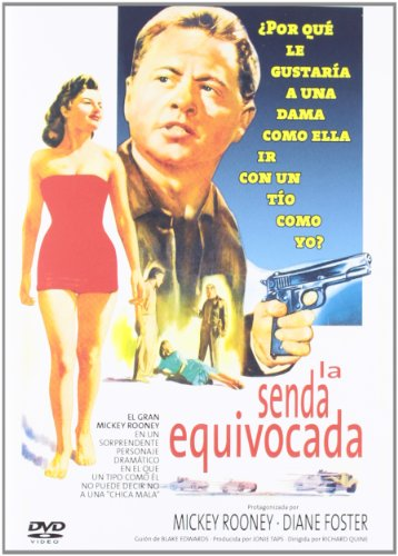 La senda equivocada (1954) [Spanien Import]