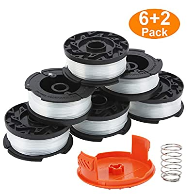 HuaQi String Trimmer Replacement Spool Compatib...