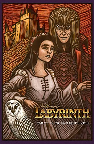 Labyrinth Tarot Deck and Guidebook | Movie Tarot...