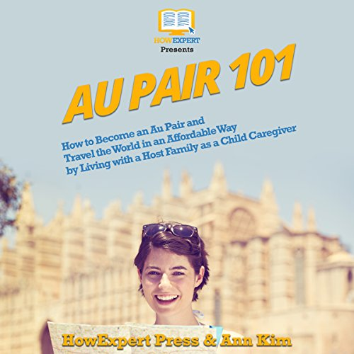 Au Pair 101 audiobook cover art