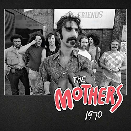 The Mothers 1970 (4 Cd Box Set)
