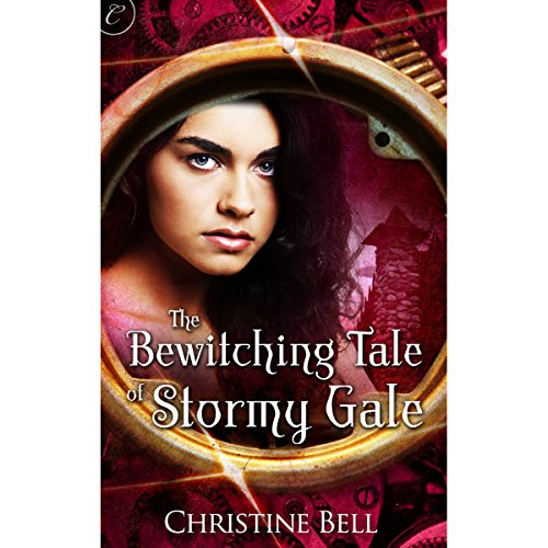 The Bewitching Tale of Stormy Gale audiobook cover art
