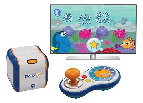 VTech Console Storio TV - electrónica para niños (3 año(s), 9 año(s),...