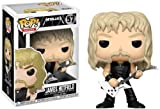 Funko Pop! - Figura James Hetfield, colección Metallica 13806