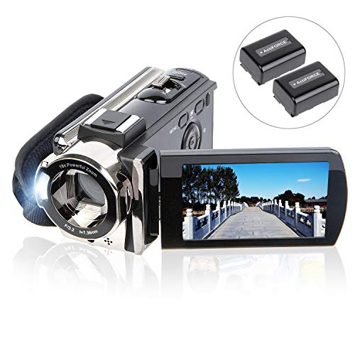 Find Cheap Video Camera Camcorder Digital YouTube Vlogging Camera Recorder kimire HD 1080P 15FPS 24M...