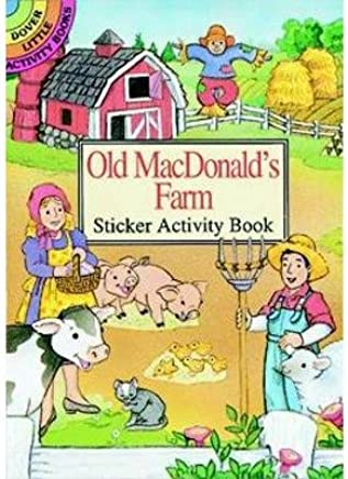 [(Old MacDonalds Farm Sticker Activity)] [ By (author) Cathy Beylon ] [February, 2000]