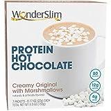 WonderSlim Protein Hot Chocolate, Creamy...