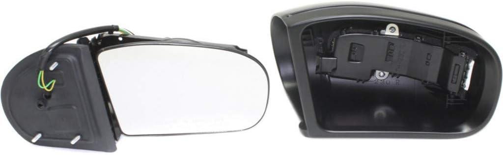For Mercedes-Benz C240 C320 Mirror 2001 03 Popular product 02 Max 66% OFF 2004 S Passenger