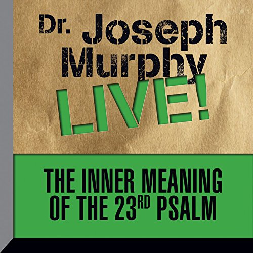 The Inner Meaning of the 23rd Psalm cover art